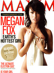 Alluring Megan Fox gets naked